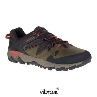 Zapatillas de senderismo hombre ALL OUT BLAZE 2 dark olive