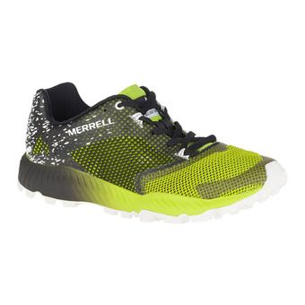 Chaussures de trail homme ALL OUT CRUSH 2 black/speed green