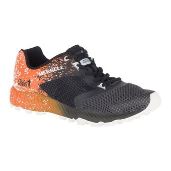 Chaussures de trail homme ALL OUT CRUSH TOUGH MUDDER 2 tm orange
