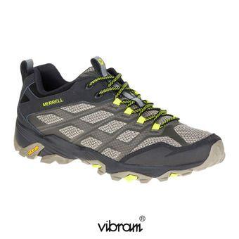 Zapatillas de senderismo hombre MOAB FST olive black