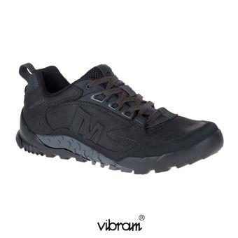 Zapatillas de senderismo hombre ANNEX TRAK LOW black