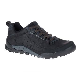 Merrell ANNEX TRAK LOW - Hiking Shoes - Men's - black