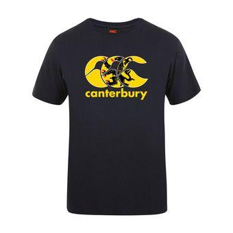Camiseta hombre TEAM PLAIN black nord