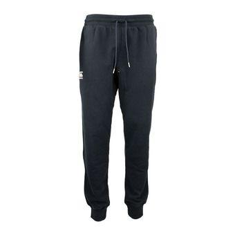 Jogging Pants - Men's - TAPERED CUFFED FLEECE black