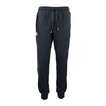 Pantalón de chándal hombre TAPERED CUFFED FLEECE black
