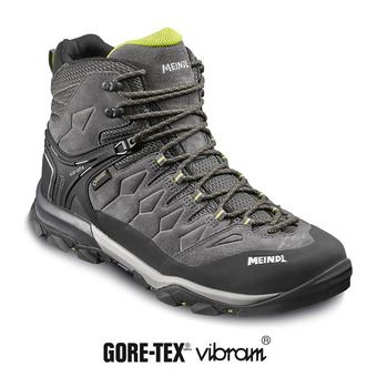 Chaussures d'approche homme TERENO MID GTX® anthracite/citron vert