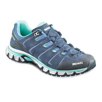 Chaussures de randonnée femme VEGAS marine/turquoise