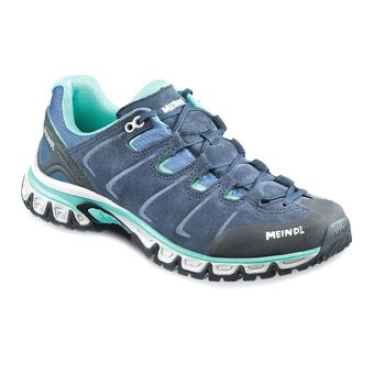 Meindl VEGAS - Chaussures randonnée Femme marine/turquoise