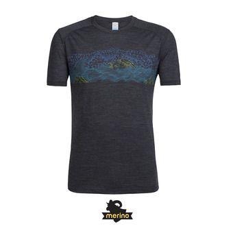 Camiseta hombre SPHERE black