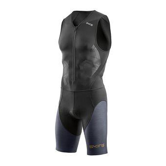 Skins DNAMIC - Combinaison trifonction Homme black/carbon