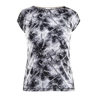 Craft ONE BREAKAWAY - Maglia Donna pelement/nero