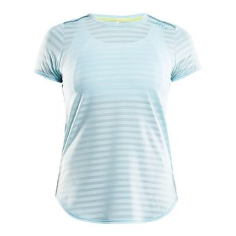 Camiseta mujer TWO BREAKAWAY antracita jaspeado/heal