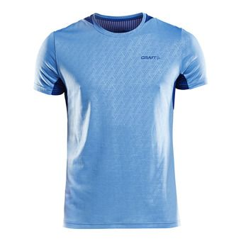 Camiseta hombre ONE BREAKAWAY coast/true blue