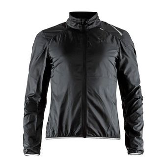 Craft LITHE - Veste Homme noir