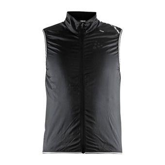 Sleeveless Jacket - Men's - LITHE black