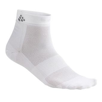 Craft GREATNESS MID - Paire de chaussettes x3 blanc