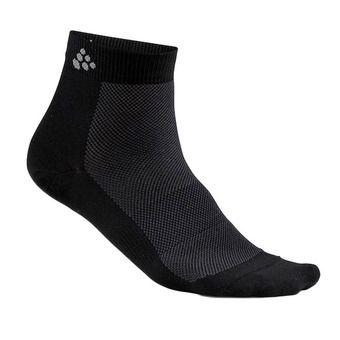 Pack de 3 pares de calcetines GREATNESS negro