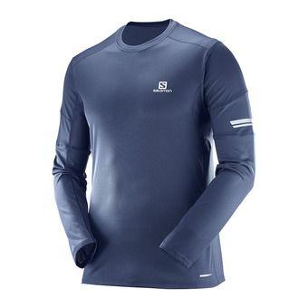 Maillot ML homme AGILE dress blue