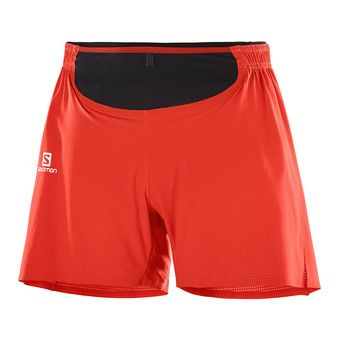 Short homme SENSE PRO fiery red