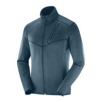 Polaire homme DISCOVERY FZ reflecting pond heat