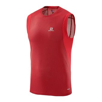 Maillot sans manches homme TRAIL RUNNER barbados
