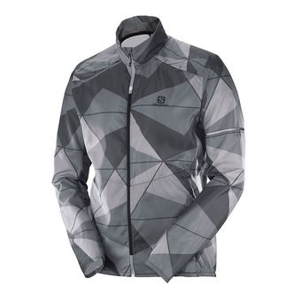 Veste homme AGILE WIND forged iro/quiet shad/alloy