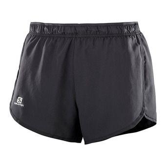 Salomon AGILE - Shorts - Women's - black