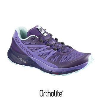 Chaussures trail femme SENSE RIDE parachute/purple/beach glass