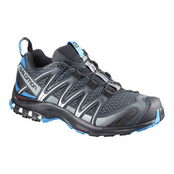 Salomon XA PRO 3D - Trail Shoes - Men's - stormy weather/black/hawaiian