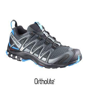 Trail Shoes - Men's - XA PRO 3D stormy wea/black/hawaiian