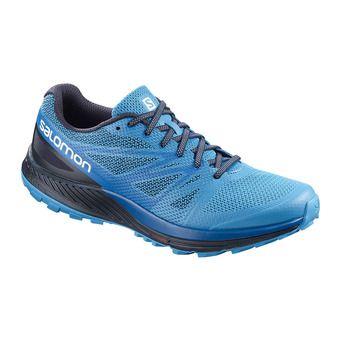 Sense Ride W - Chaussures trail femme Cerise. / Navy Blazer 40 Pm1uL