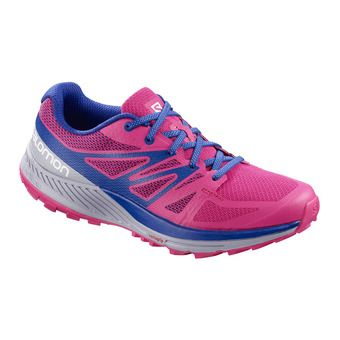 Zapatillas trail mujer SENSE ESCAPE pink yarrow/lilac gray