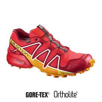 Zapatillas trail hombre SPEEDCROSS 4 GTX® fiery red/red dalhia