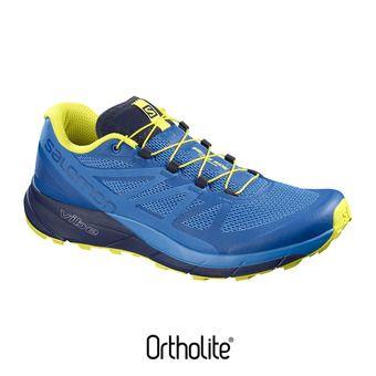 Zapatillas de trail hombre  SENSE RIDE snorkel blue/indigo/spring