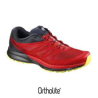 Chaussures trail homme SENSE PRO 2 fiery red/night sky/spring