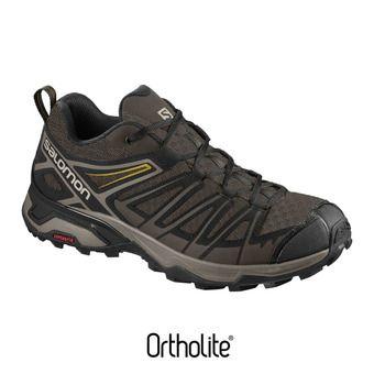Zapatillas de senderismo hombre X ULTRA 3 PRIME wren/bungee cord