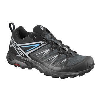 Salomon X ULTRA 3 - Hiking Shoes - Men's - phantom/black/hawaiian
