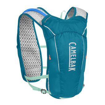 Gilet d'hydratation 3.5+1.5L CIRCUIT teal/ice green