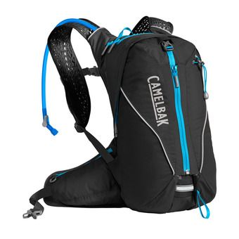 Sac à dos d'hydratation 13+3L OCTANE 16X black/atomic blue