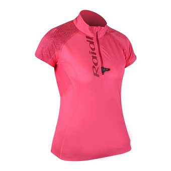 Raidlight PERFORMER - Camiseta mujer raspberry
