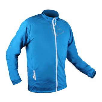 Veste homme ULTRA WINDPROOF electric blue
