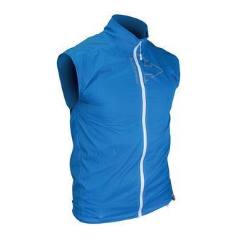 Veste sans manches homme ULTRA WINDPROOF eletric blue