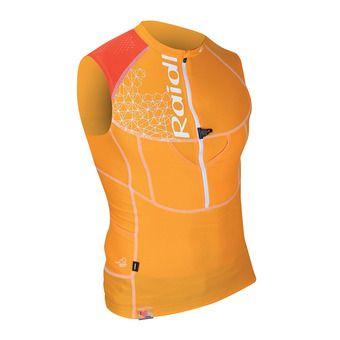 Maillot sans manches homme XP-FIT 3D orange/pimento