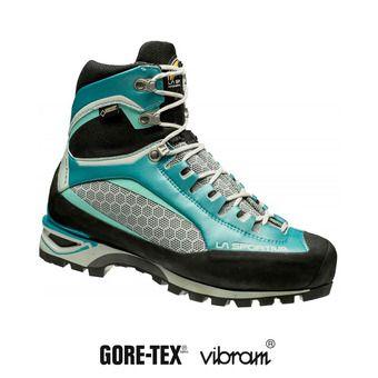 Zapatillas de alpinismo mujer TRANGO TOWER GTX® emerald