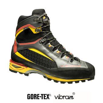 Zapatillas de alpinismo hombre TRANGO TOWER GTX® black/yellow