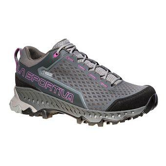 La Sportiva SPIRE GTX - Chaussures randonnée Femme carbon/purple