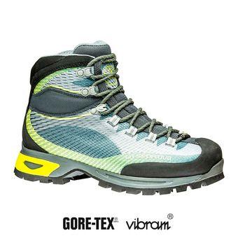 La Sportiva TRANGO TRK GTX - Zapatillas de senderismo mujer green bay