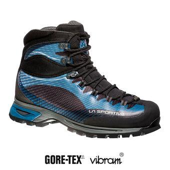 La Sportiva TRANGO TRK GTX - Chaussures randonnée Homme blue/carbon
