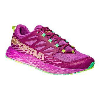 La Sportiva LYCAN - Chaussures trail Femme purple/plum