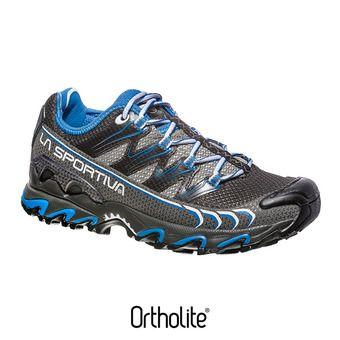 La Sportiva ULTRA RAPTOR - Chaussures trail Femme carbon/cobalt blue